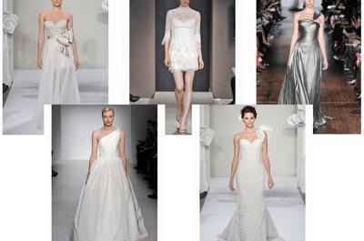 Vestidos de novia 2014