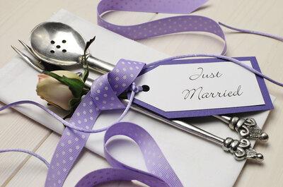 Lunares y más lunares para tu boda, ¿te animas?