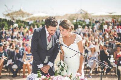 5 pasos sobre cómo organizar una boda multitudinaria. ¡Te lo hacemos fácil!
