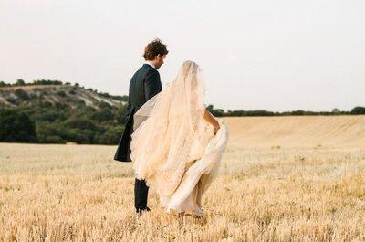 Wie viel Angst und Zweifel vor der Hochzeit sind normal?