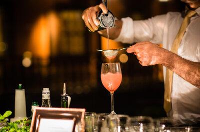 Drinks sem álcool no seu casamento: seus convidados vão adorar!