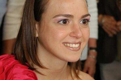 Conocé a Soledad Rey, maquilladora y peinadora de novias en Argentina