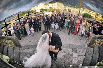 12 tipi di persona che incontrerai ad ogni matrimonio. Con quale ti identifichi?