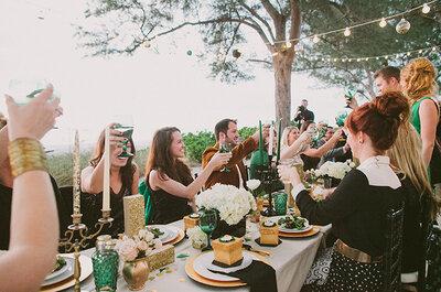 Una fiesta de compromiso para cada tipo de pareja