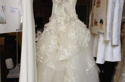 Vestidos de novia 2014 de Monique Lhuillier