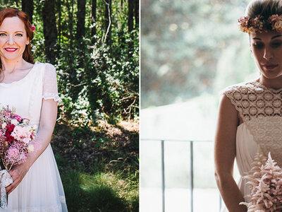 Las novias de Raquel Ferreiro: diseños que derrochan magia y personalidad