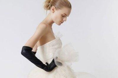 Cómo elegir el vestido de novia adecuado en función de la medida del pecho