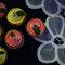 Cupcakes en la boda de Elda y Pepe