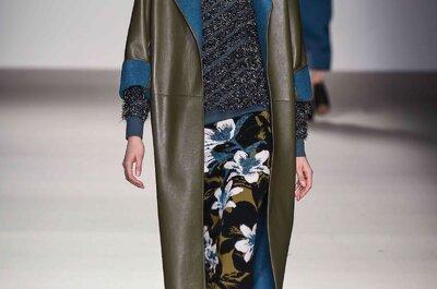 O melhor da London Fashion Week: inspiração para seu look de festa outono-inverno 2015/16