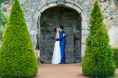 Amélie et Sébastian : un mariage intimiste et émouvant dans un magnifique château en Bourgogne