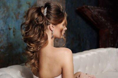 10 вариантов хвоста для 10 типов невест: прическа, с которой вы будете неотразимы