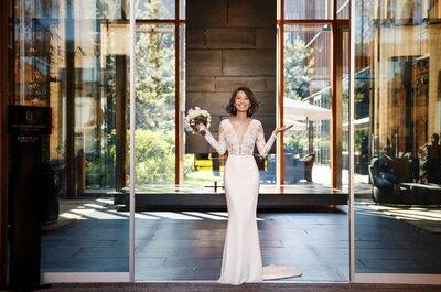 Как шьется свадебное платье? Секреты модного дома!