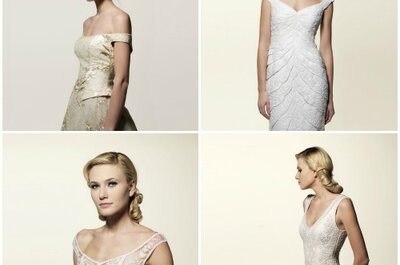Angelo Vitti Collezione Sposa 2013, abiti perfetti per la donna attenta ai dettagli
