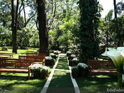 6 lugares incríveis para casamento ao ar livre em São Paulo