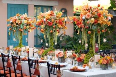 Inspiraciones para bodas de otoño que nos gusta.