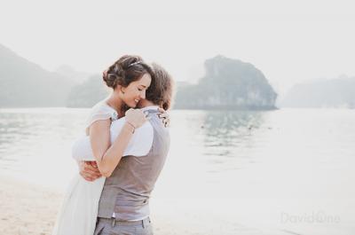 Cásate en un lugar mágico: boda en Vietnam