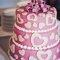 Torta con pastillaje para bodas.  Foto: Trowfotographie & Feedstudio.