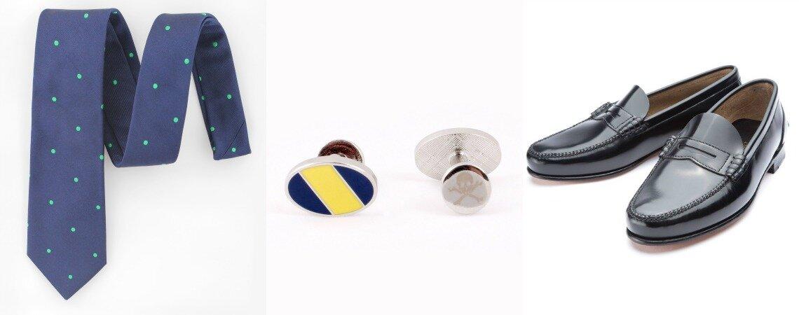 Gadgets voor de bruidegom van 2016: want de details maken het geheel!