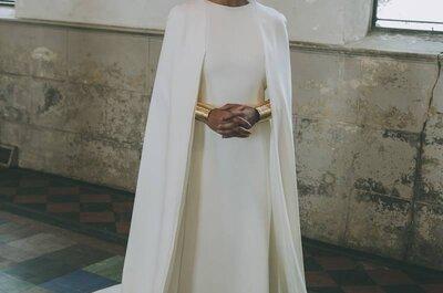 La increíble boda de Solange y Alan Ferguson: 4 cosas que querrás copiar de esta ceremonia elegante, hipster y mágica