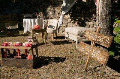 Les meilleures idées pour une décoration de mariage vintage 2017 : surprenez vos invités !