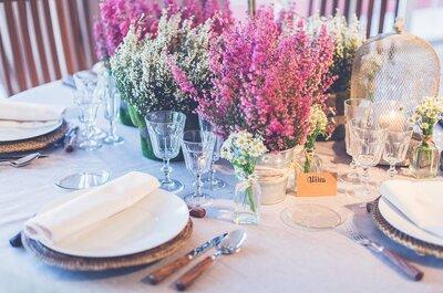 Las 11 mejores floristerías para bodas de Madrid