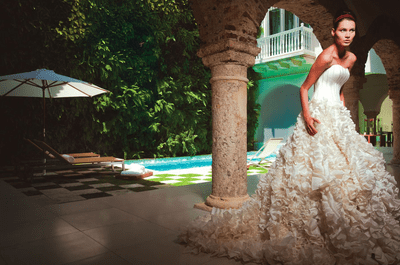 Discover Colonial Colombia at the Tcherassi Hotel + Spa