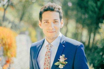 Alfaiataria: para um noivo bem vestido e de arrasar!