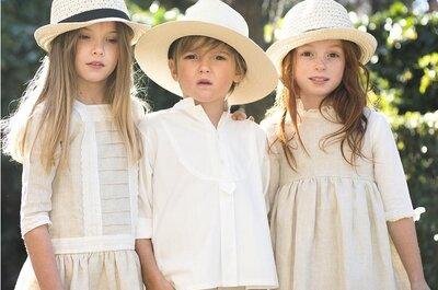 5 consejos de estilo para los niños y pajes de boda