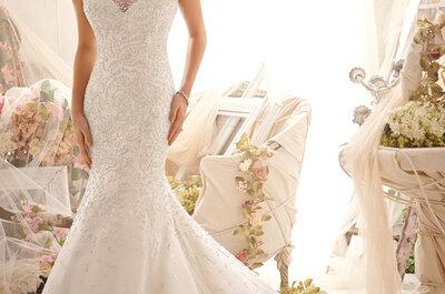 De 50 mooiste trouwjurken voor de zomer!