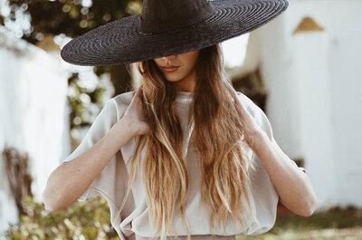 Pamelas y sombreros XXL: la tendencia que conquista a las invitadas