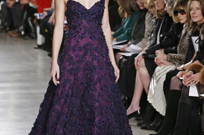 Os vestidos mais incríveis da Nova York Fashion Week outono-inverno 2015