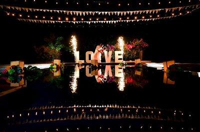 ¡Haz de tu boda un viaje directo a los sentidos!