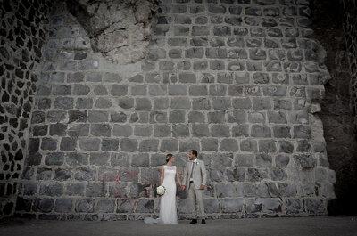 Le immagini del matrimonio come non le avevate mai viste: ecco la videografia!