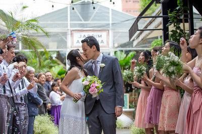 Jenyffer & Victor: mini wedding maravilhoso em um local MEGA aconchegante em São Paulo!
