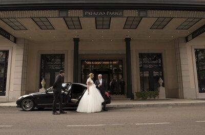 Top 8 Hotel per matrimoni a Milano: categoria superior, per nozze di puro lusso