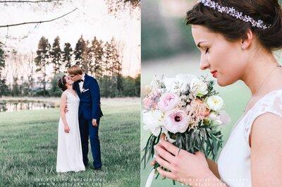 Reportaż ślubny w wykonaniu artystycznej grupy fotografów!