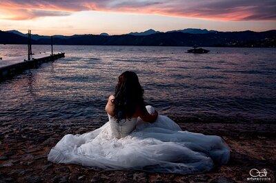 Fotos de boda peligrosas: cuidado con el Trash de Dress