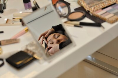 Bridal makeup trend for 2013: the no makeup look, part one