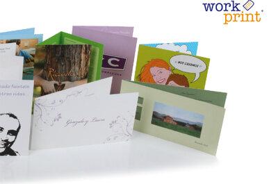 Workprint, detalles e invitaciones únicos para tus invitados