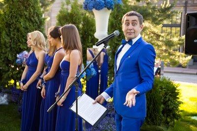 10 лучших ведущих на свадьбу в Москве