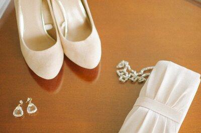 Zapatos para tu matrimonio: ¡5 tips que no puedes pasar por alto!