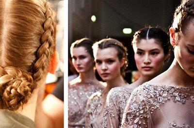 6 estilos 2013 para tu peinado de novia