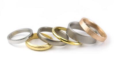 La importancia de unas alianzas personalizadas en la boda y para toda la vida