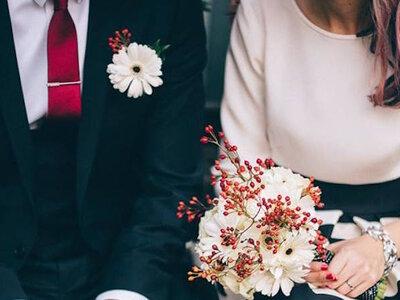 I capelli della sposa 2017 si tingono di...rosa!
