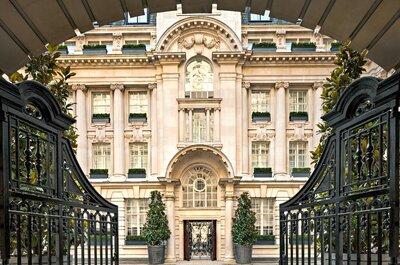 Exclusive selected TOP Wedding Venues in London