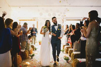 Cómo tener la decoración de boda perfecta: ¡dos expertas te dan las claves!