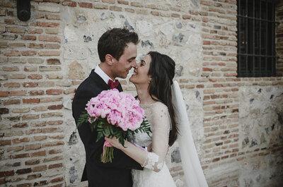 De la manera más inesperada: la boda de Lucía y Ashley