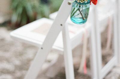 Los 8 colores más lindos para decorar tu boda en 2015: La tendencia más armoniosa por fin llega