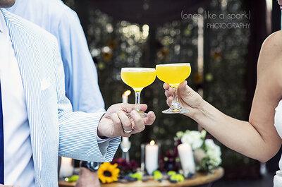 Tragos internacionales para una boda calurosa de verano