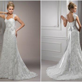 Verpassen Sie nicht die besten Brautkleider-Designs von Maggie Sottero 2016 - pure Eleganz!